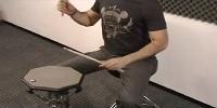 דאבל סטרוק רול - שיעור תופים